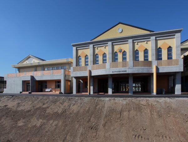 佐久市立望月中学校 特別教室棟改築