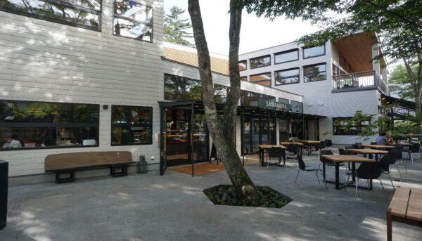 ベーカリー&レストラン沢村 旧軽井沢店