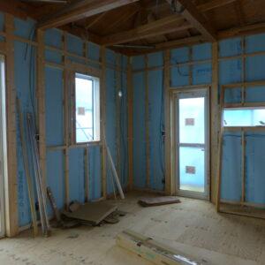 木造新築住宅 現場見学📷